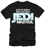 Star Wars- Be A Jedi Master T-Shirt