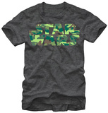 Star Wars- Camo Logo Shirts