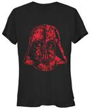 Juniors: Star Wars- Rosey Vader T-Shirt