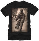 Star Wars- 10 Speed Chewie T-shirts