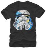 Star Wars- Kaleidoscope Trooper T-shirts