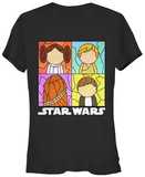 Juniors: Star Wars- Rebel Objets D'Art T-shirts