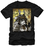 Star Wars- Samurai Trooper Shirt