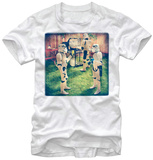 Star Wars- Trooper BBQ T-shirts