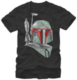 Star Wars- Geometric Fett T-shirts