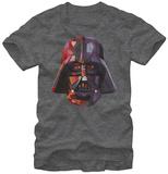Star Wars- Fractal Vader T-shirts