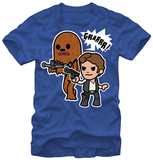 Star Wars- Dynamic Duo T-shirts