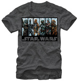 Star Wars- Bounty Hunter Guild T-shirts