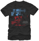 Star Wars- Stacked Helmet Shirts