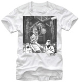 Star Wars- Wookie Dunk T-shirts