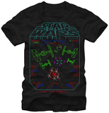 Star Wars- Shoot Em Up T-shirts
