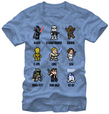 Star Wars- Sprite Wars T-Shirt