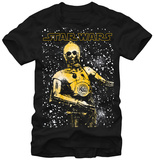 Star Wars- Galactic CP3O Shirts