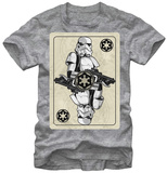 Star Wars- Trooper Card T-shirts