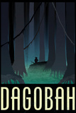 Dagobah Fantasy Travel Poster Posters