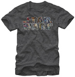 Star Wars- Epic Logo T-shirts