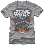 Star Wars- Red Squadron Shirts