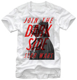 Star Wars- Join the Dark Side T-shirts