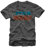 Star Wars- Blue Red Shift Logo Shirts