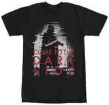 Star Wars- Static Vader T-Shirt