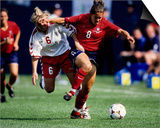 Soccer: USA TODAY Sports-Archive Poster by RVR Photos