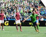Apr 26, 2014 - MLS: Colorado Rapids vs Seattle Sounders - Clint Dempsey Prints by Steven Bisig