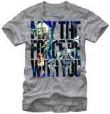 Star Wars- Faces of the Force T-Shirt
