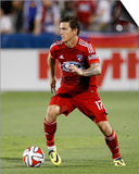 Jun 7, 2014 - MLS: Colorado Rapids vs FC Dallas - Zach Loyd Posters by Kevin Jairaj