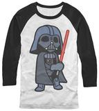 Longsleeve: Star Wars- Duel Me (raglan) T-shirts