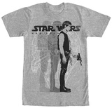 Star Wars- Tri Solo Shirt
