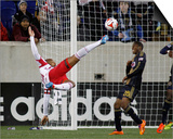 Apr 16, 2014 - MLS: Philadelphia Union vs New York Red Bulls - Thierry Henry Prints by Andy Marlin