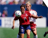 Soccer: USA TODAY Sports-Archive Print by RVR Photos