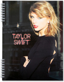 Taylor Swift Spiral Notebook Journal