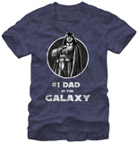 Star Wars- Number One Dad T-Shirt