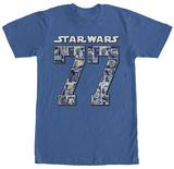 Star Wars- Comic Fill Shirt