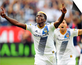 2014 MLS Cup Final: Dec 7, New England Revolution vs LA Galaxy Posters by Gary A. Vasquez