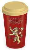 Game Of Thrones - House Lannister Travel Mug Becher