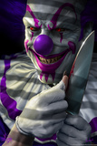 Mischief the Clown Prints