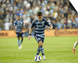 Mls: Seattle Sounders FC at Sporting KC Art by Gary Rohman/MLS/USA TODAY Sports
