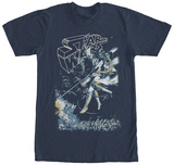 Star Wars- Escape Swing Shirts