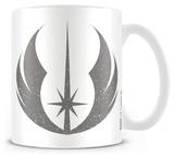 Star Wars Ep VII - Jedi Symbol Mug Taza