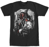 Star Wars- Spotlight Fett Shirts