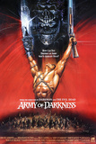 Army of Darkness Movie Bruce Campbell Poster Print Billeder