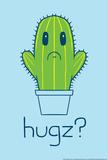 Cactus Hugz Print