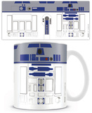 Star Wars Ep VII - R2D2 Mug Taza