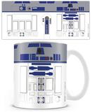 Star Wars Ep VII - R2D2 Mug Tazza