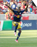 Jul 30, 2014 - MLS: New York Red Bulls vs Real Salt Lake - Bradley Wright-Phillips Prints by Russell Isabella