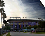 MLS: Vancouver Whitecaps FC at Orlando SC Print by Reinhold Matay