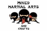 Mixed Martial Arts and Crafts Prints by  Snorg