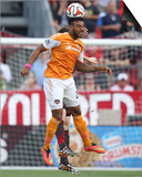 Jul 12, 2014 - MLS: Houston Dynamo vs Toronto FC - Giles Barnes Posters by Tom Szczerbowski